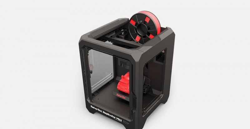 专业 MakerBot Replicator迷你3D打印机